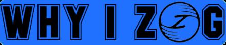 why i zog logo